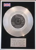 "DIANA ROSS/M GAYE -7""Platinum Disc- YOU ARE EVERYTHING"